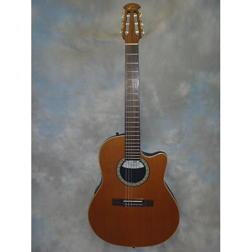 Ovation CC059 Classical Acoustic Electric Guitar