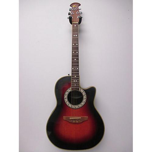 Ovation CC168 Acoustic Electric Guitar-thumbnail