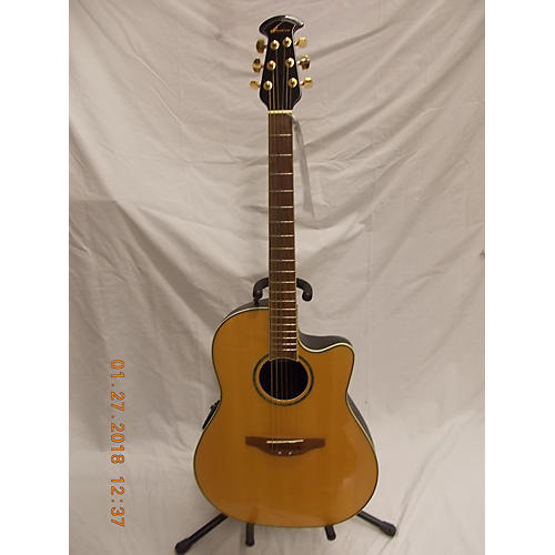 Ovation celebrity guitar setup and repair