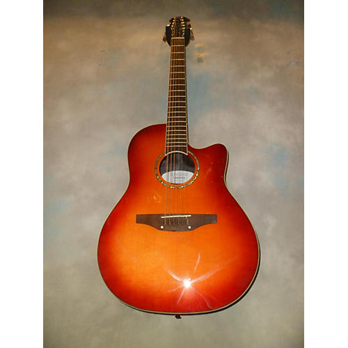 Ovation CC245 Celebrity 12 String Acoustic Electric Guitar-thumbnail