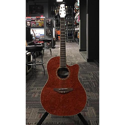 Ovation Celebrity CC28 Super Shallow Cutaway Acoustic ...