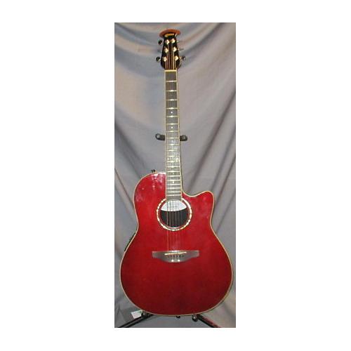 Ovation Celebrity CC28 Acoustic-electric Guitar, Black ...