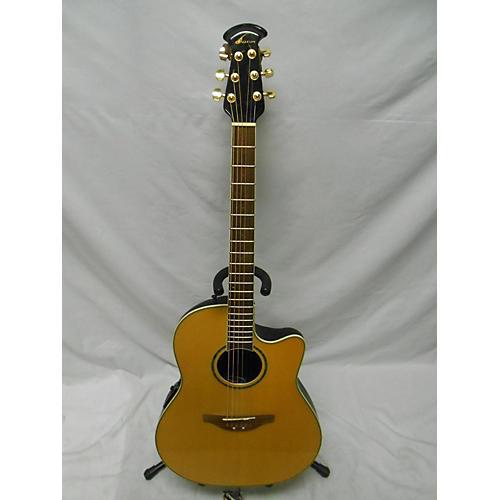 Ovation Celebrity Black: Acoustic Electric | eBay