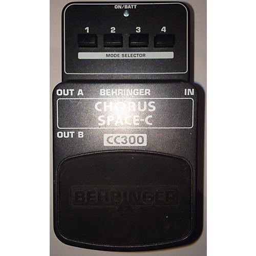 Behringer CC300 Chorus Space-C Effect Pedal