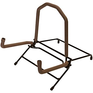String Swing CC37 Folding Metal Guitar Floor Stand by String Swing