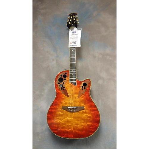 Ovation CC44 CELEBRITY Acoustic Electric Guitar-thumbnail