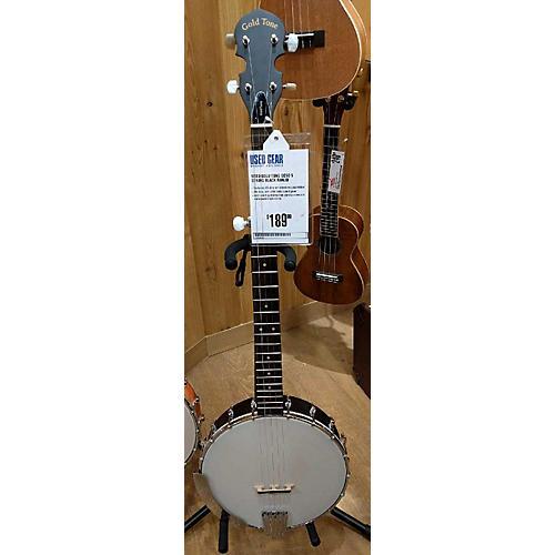 Gold Tone CC50 5 String Banjo Black-thumbnail