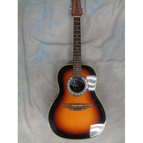 Ovation CC65 12 String Acoustic Electric Guitar-thumbnail