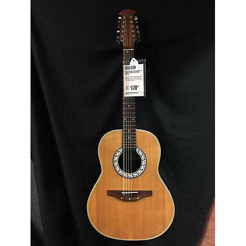 Ovation CC65 12 String Acoustic Electric Guitar