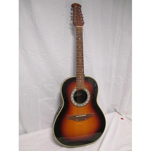 OVATION Celebrity 12 Electric (CC-65, CC-165) - guitar-list