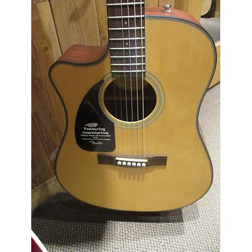 Fender CD-100CE Left-handed Acoustic Electric Guitar