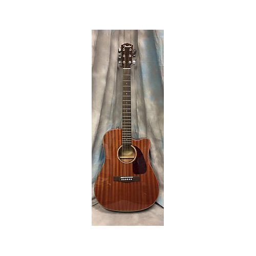 Fender CD-140SCE Mahogany Acoustic Electric Guitar
