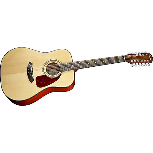 Fender CD-160E 12-String Acoustic-Electric Guitar-thumbnail
