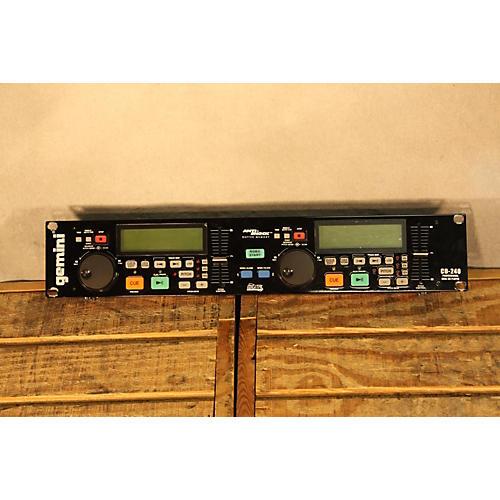 Gemini CD-240 DJ Player-thumbnail