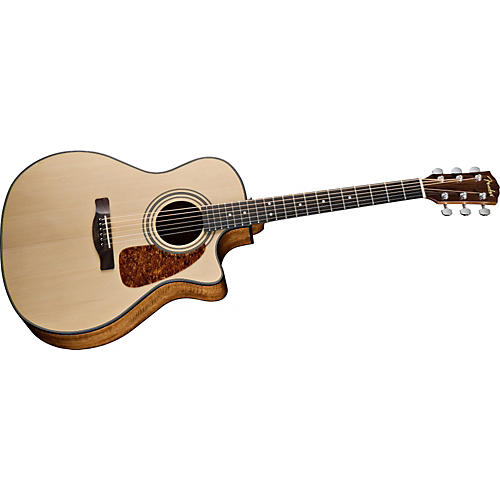 Fender CD 360SCE Auditorium Solid Top Cutaway Acoustic-Electric Guitar