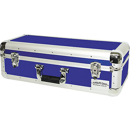 Eurolite CD-4R 4 Row CD Case Blue