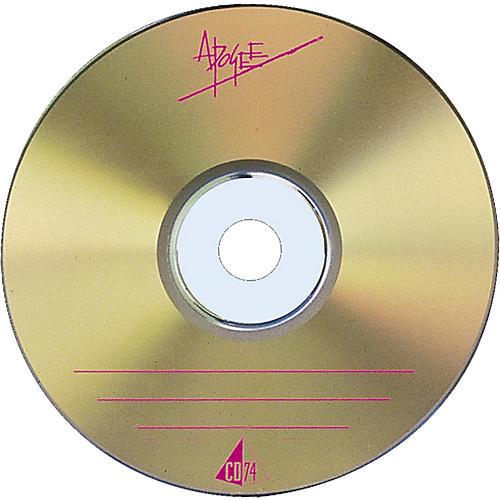 Apogee CD-74-GAJ 74 Min Rec Gold