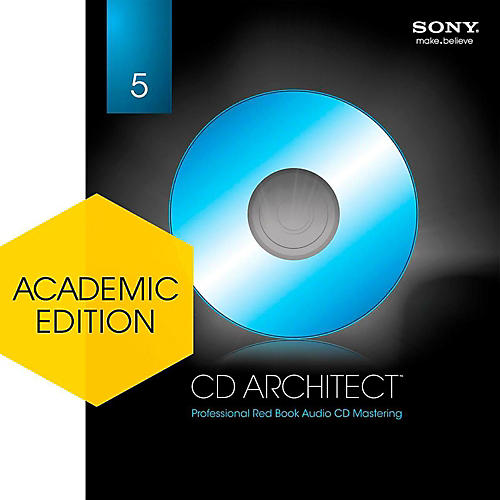 Magix CD Architect 5.2 - Academic Software Download-thumbnail