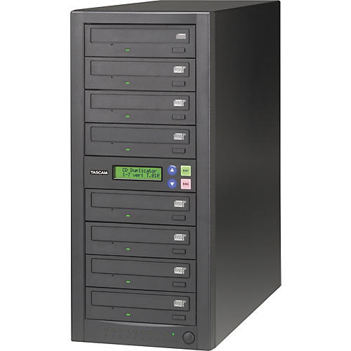 Tascam CD-D17HD CD Duplicator-thumbnail