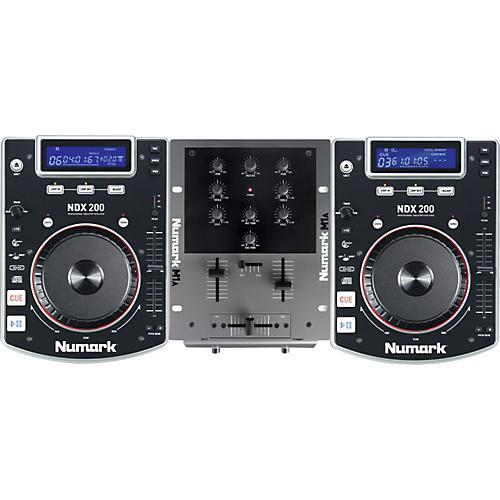 Numark CD DJ in a BOX DJ System