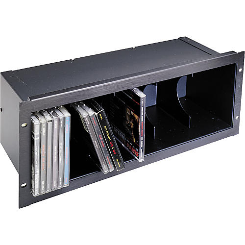 Middle Atlantic CD Holder 4-Space