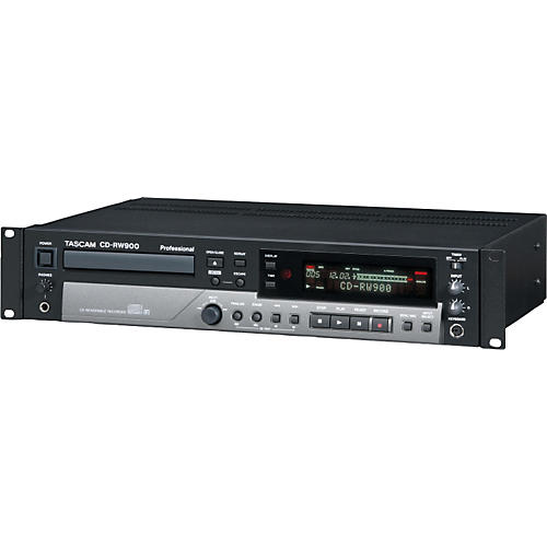 Tascam CD-RW901 Professional CD Recorder