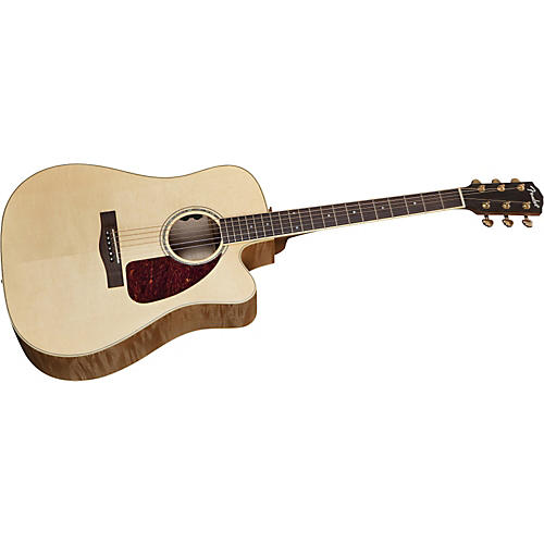 Fender CD USA Select 1 Dreadnought Acoustic-Electric Guitar