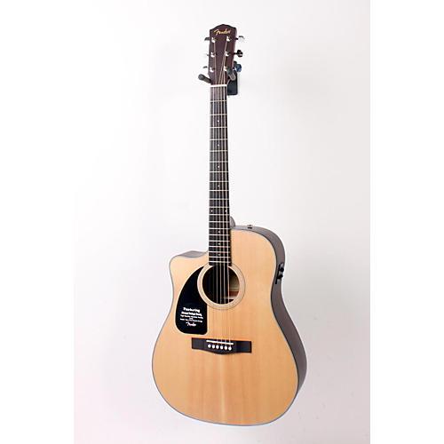 Fender CD100 CE Left-Handed Cutaway Acoustic-Electric Guitar