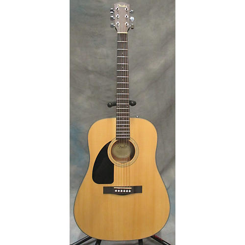 Fender CD100 Left Handed Acoustic Guitar-thumbnail