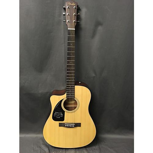 Fender CD100 Left Handed Acoustic Guitar-thumbnail