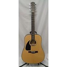 Fender CD100 Left Handed Acoustic Guitar