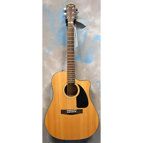 Fender CD100CE Acoustic Electric Guitar