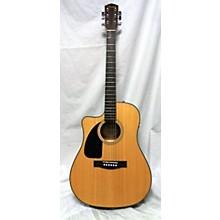 Fender CD100CE L/h Acoustic Electric Guitar