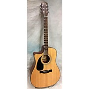 Fender CD100CE LEFTY Acoustic Guitar