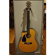 Fender CD100CE LH Acoustic Electric Guitar