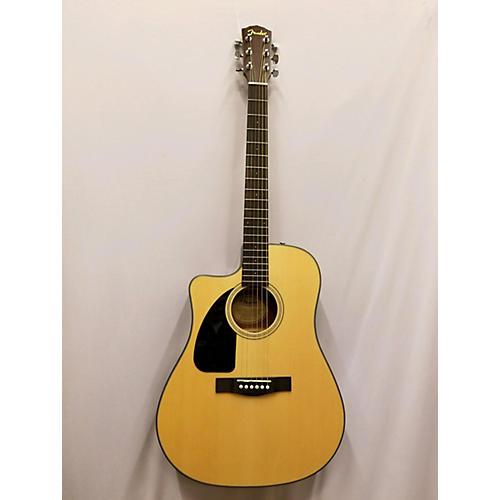 Fender CD100CE Left Handed AE