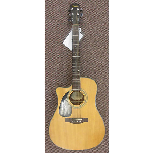 Fender CD100CE Left Handed Acoustic Electric Guitar-thumbnail