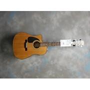 Fender CD100CE Left Handed Acoustic Guitar
