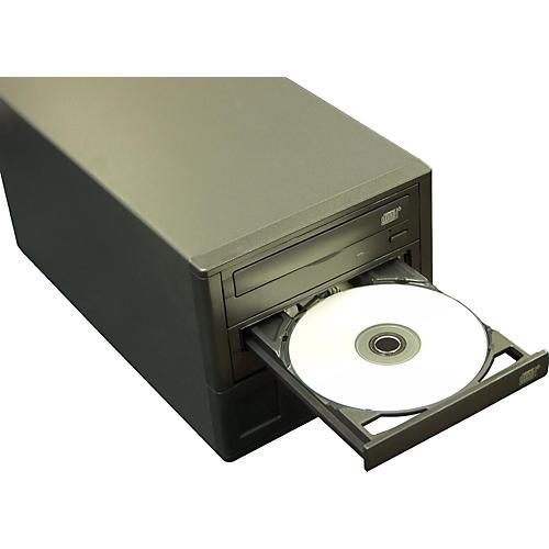 ZipSpin CD121 Load & Go Single Target CD/DVD Duplicator
