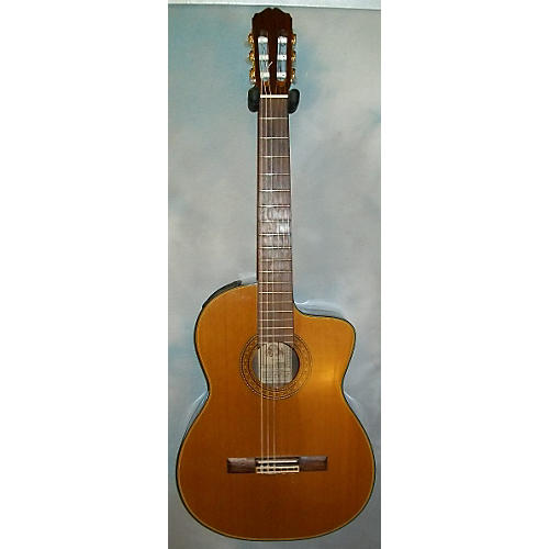 Takamine CD132SC Classical Acoustic Electric Guitar-thumbnail