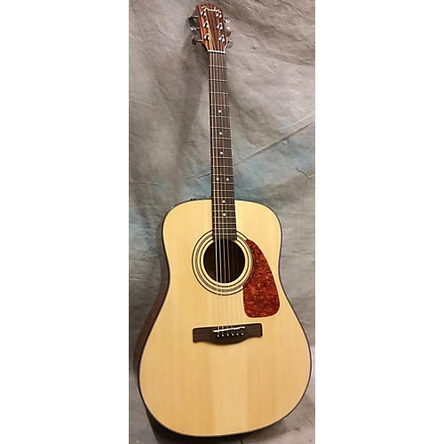 Fender CD140S Dreadnought W/CASE Acoustic Guitar