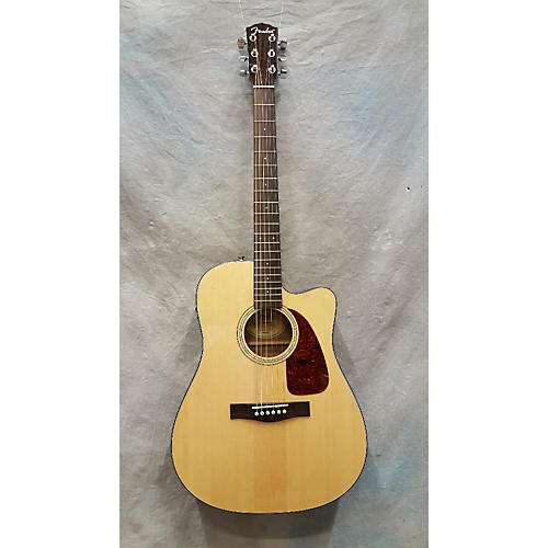 Fender CD140SCE Acoustic Electric Guitar-thumbnail