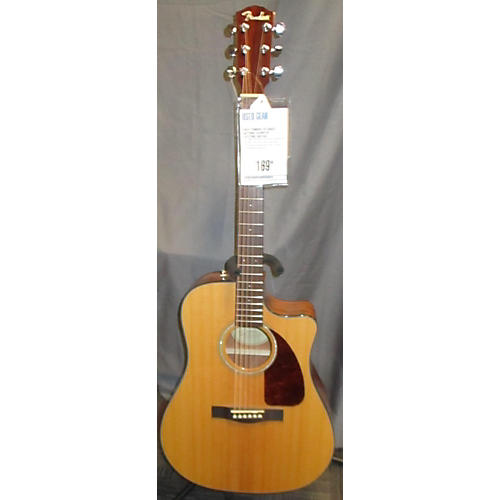 Fender CD140SCE Acoustic Electric Guitar