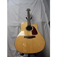 Fender CD140SCE Acoustic Electric Guitar