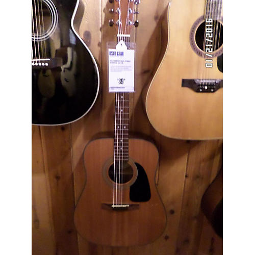 Fender CD140SCE Mahogany Acoustic Electric Guitar