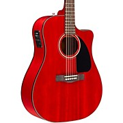 CD140SCE Mahogany Acoustic Guitar