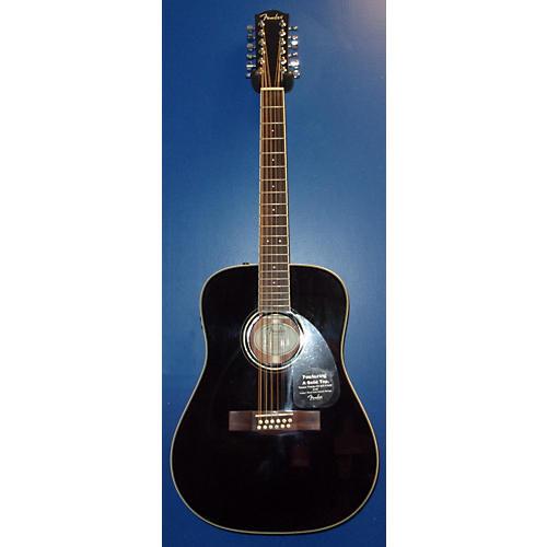 Fender CD150SE/12 12 String Acoustic Electric Guitar