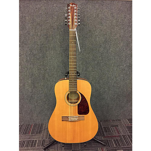 Fender CD160SE 12 String Acoustic Electric Guitar