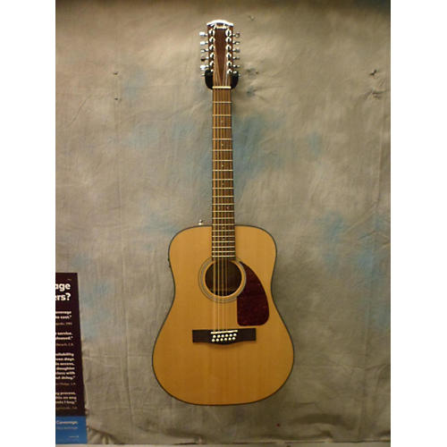Fender CD160SE 12 String Acoustic Electric Guitar-thumbnail