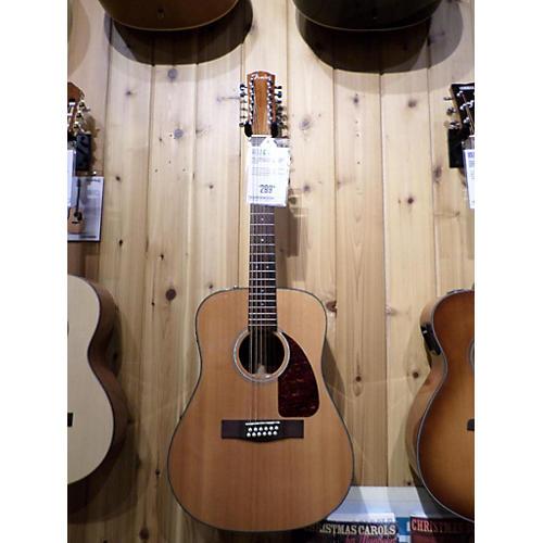 used fender cd160se 12 string acoustic electric guitar guitar center. Black Bedroom Furniture Sets. Home Design Ideas